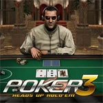 Poker3 Heads Up Hold`em