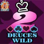 Deuces Wild (10 Hands)