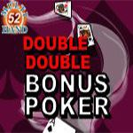 Double Double Bonus Poker (52 Hands)